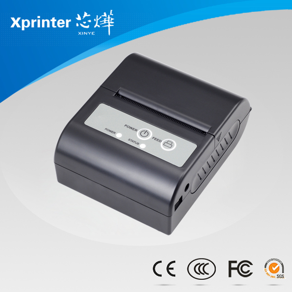 XP-P100 Thermal mini mobile printer portable Bluetooth mobile printer