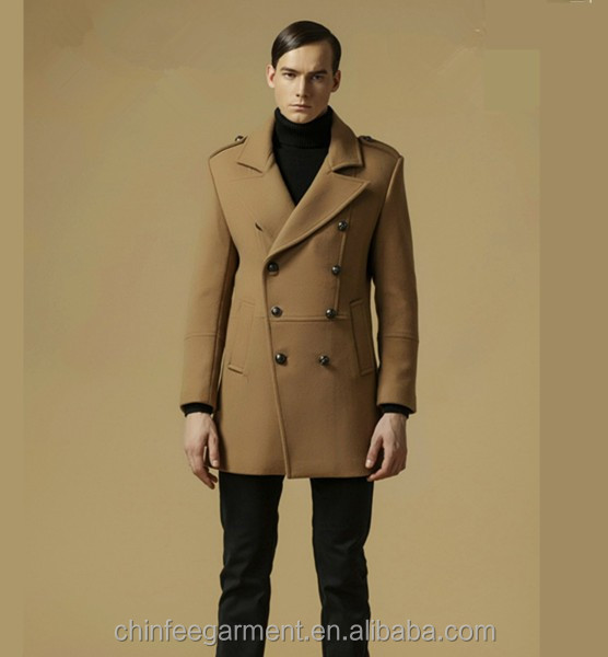 Office Trench Coat For Men, men coat pant designs