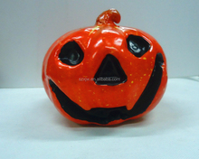 2015 New Design hot selling fake decorative PVC Halloween pumpkins