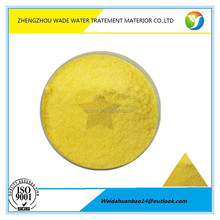 High purity quality water clean chemical 25KG bag disinfectant polyaluminium chloride PAC For water treatmennt