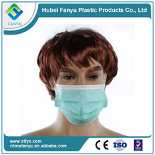 disposable medical face mask with nose clip