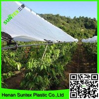 selling UV resistant protective tree plastic film greenhouse for preventing acid rain