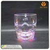 Strange Lucid LED Flashing Plastic Skull Cup In Friendly-environment