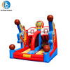 Inflatable Soccer Carnival Basketball Games for Sale