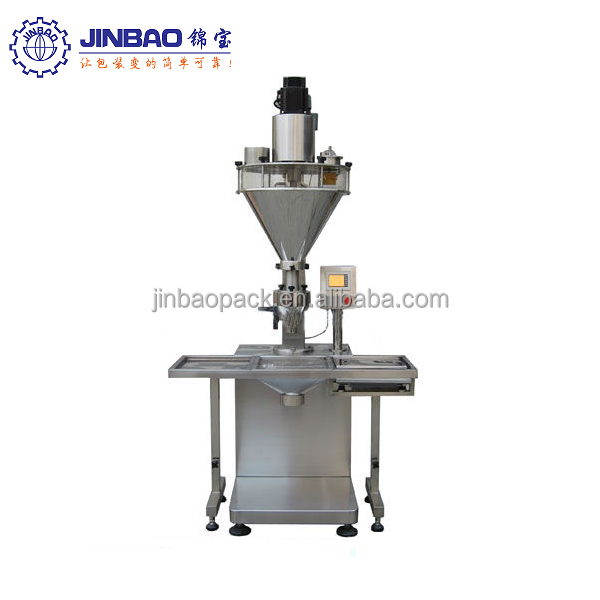 Milk powder, pepper powder, food additives weighing filling machine
