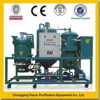 Special Design Patented Technology Filter Free Gravity Separation Remove Moisture Mini Crude Oil Refinery