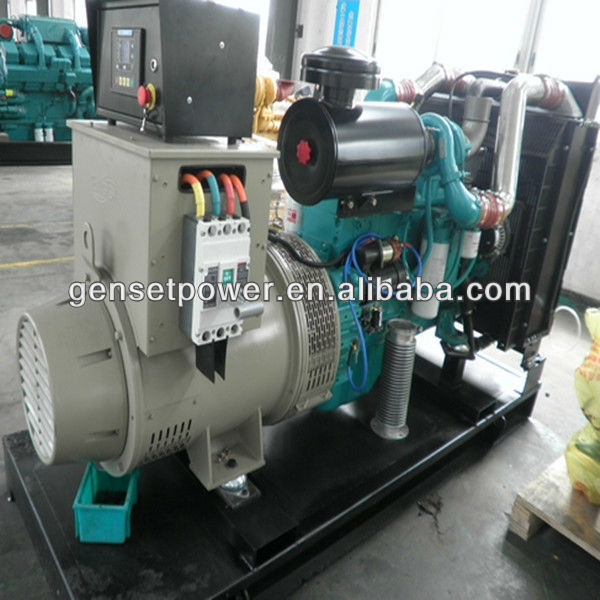 Diesel Power 100kw Electricity Generator With Cummins Engine 6BTA5.9-G2
