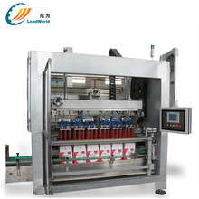 Automatic Carton Water Bottle Packing Machine Case Packer
