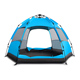 Real Portable 3-5 People Waterproof Family Camping Tent Auto Beach Tent Large Size Luxury Tent