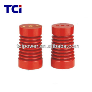 Creditable epoxy resin busbar support insulator