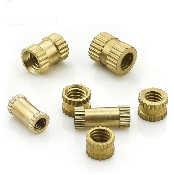 brass knurled nut and <strong>screw</strong>