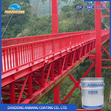 TH861 solvent based low toxic chemical resistance waterproof epoxy anti rust fast drying metal primers