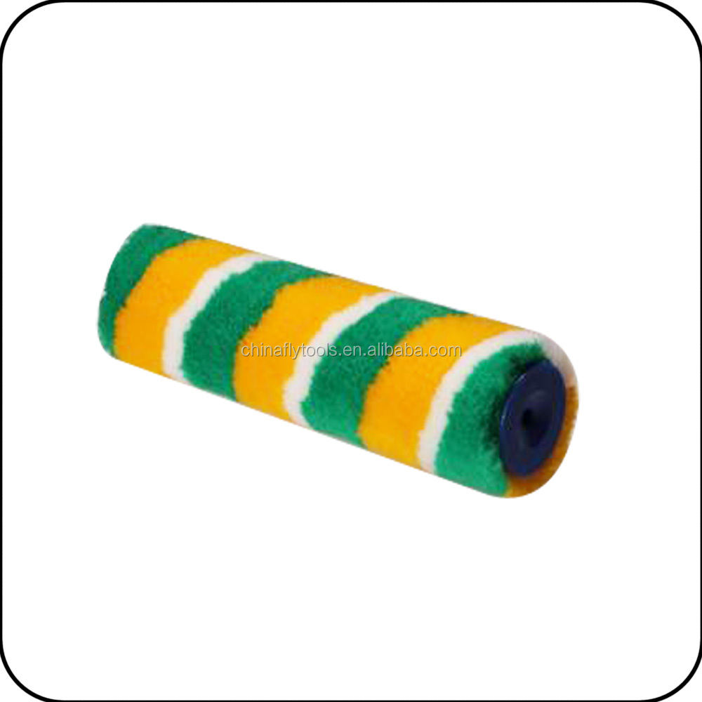 colorful roller sleeve roller brush