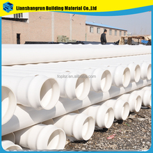 price list 12 inch pvc pipe made in China