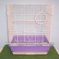 design modern galvanized aluminium singing bird cage pet cage for sale (manufacture)