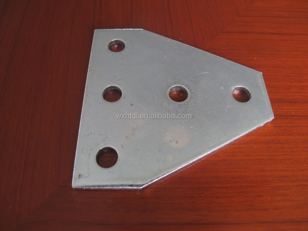 Channel Fitting Flat splice plate