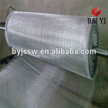 galvanized iron crimped wire mesh fence
