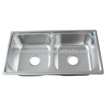 Bowl Top Mount Stainless Steel Sink With Top Quality - Buy Stainless ...