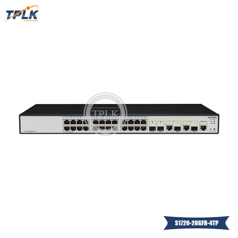 S1720-28GFR-4TP huawei S1700 series <strong>network</strong> 24 port gigabit switch