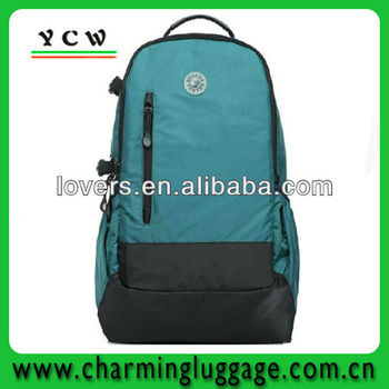sports bag with shoe compartment/wholesale sport backpack