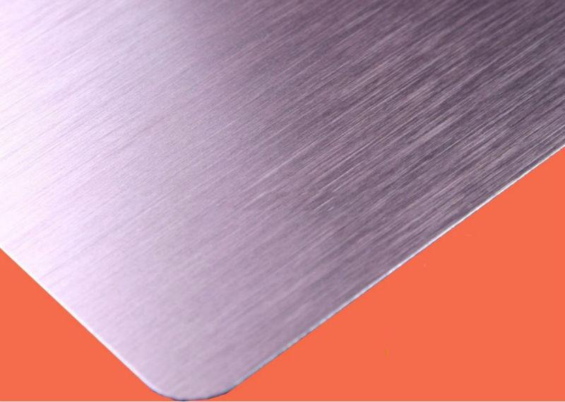 Brushed Aluminium Sheet : Aluminum brushed metall sheets buy