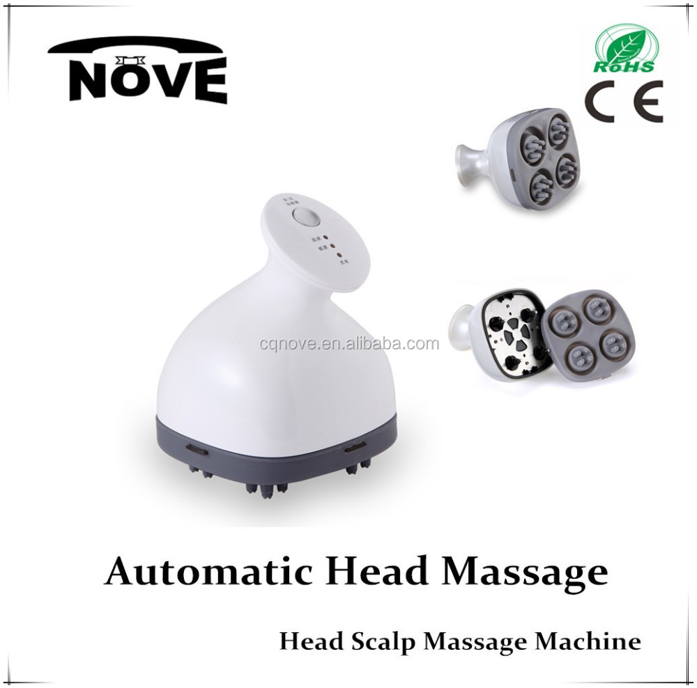 2016 New Products mini beauty machine octopus head massager Handheld Massager