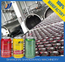 Automatic Carbonated Drinks Filling /Capping/Packaging Machine, Carbonated Beverage Production Line