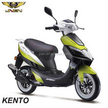 KENTO JNEN motor Patent model 2017 city fashion gas scooter 50cc EEC
