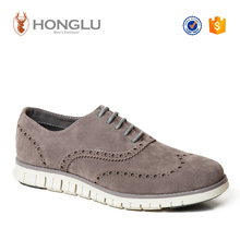 2016 New Style Bullock Men Casual Shoes, High Quality Suede Leather Shoes For Men, Designer Casual Shoes For Men