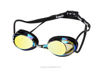 Hot sale New Series Mirror Coated Swimming Goggles for Audlt