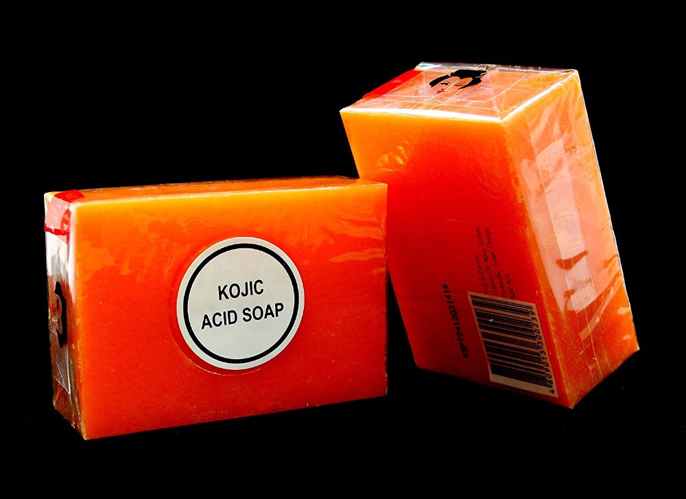 2016 hot sell KOJIC ACID WHITENING SOAP/KOJIC PAPAYA WHITENING SOAP
