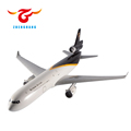 novelty product MD-11 model airplane creative gifts with good design