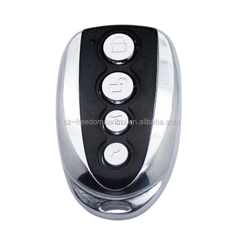 4channel garage door remote control with 433.92mhz wireless remote control