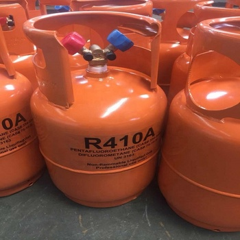 R410a Refrigerant Gas 10kg/CE cylinder REACH for EU With High Quality