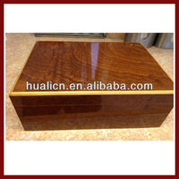 Luxury High Gloss Lacquer Wooden Humidor
