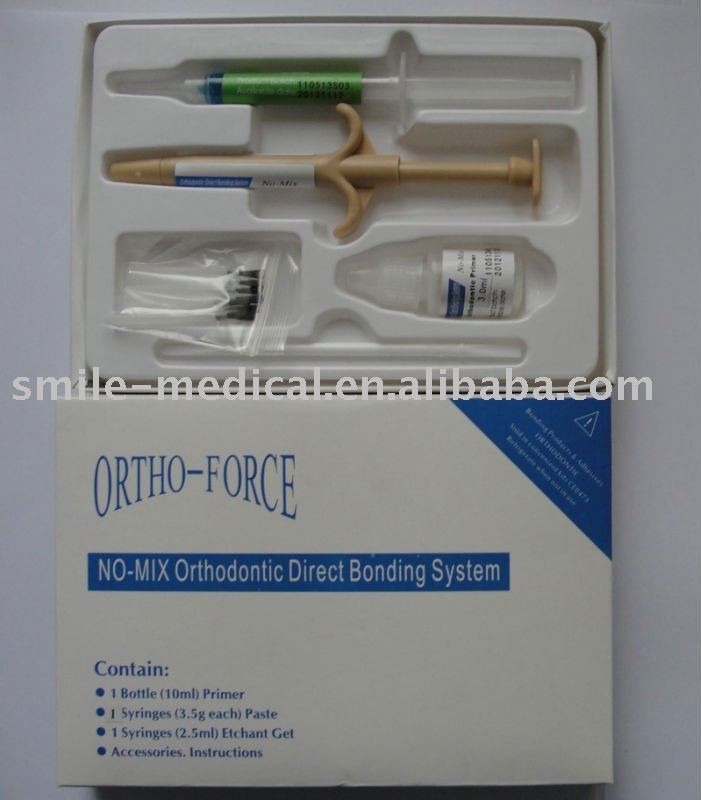 Light-Cure adhesive bonding system Mini Packing