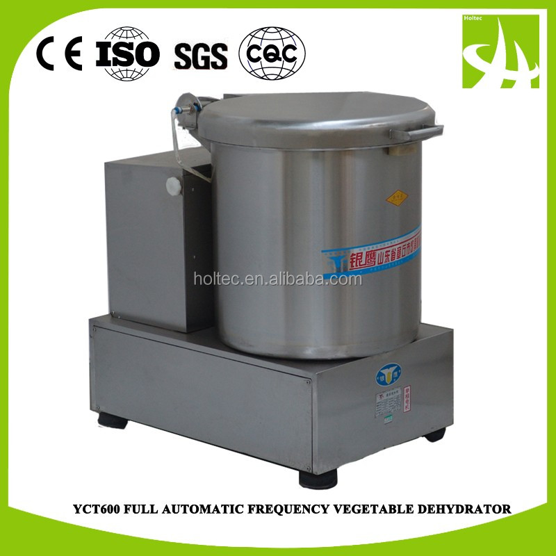 High efficiency YCT600 Automatic Vegetable&Fruit Dehydrator/centrifugal vegetable dewater machine/fruit and vegetable dehydrator