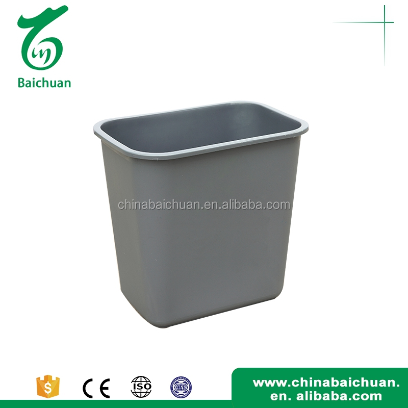 Outdoor 10L handmade dustbin box