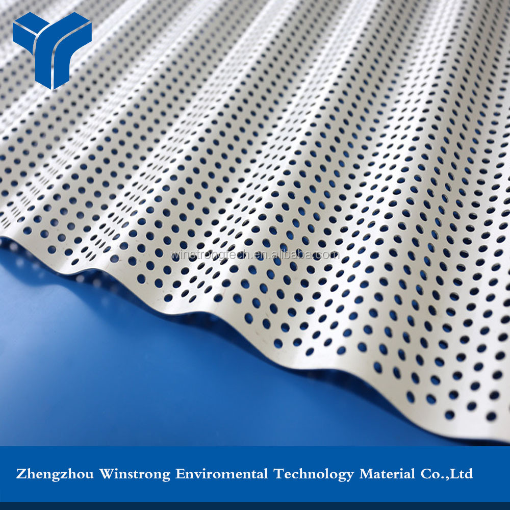 Hot sell fireproof aluminium composite wall perforated cladding/board
