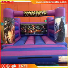 star war Inflatable castle/ inflatable jumping castle/ inflatable bouncy castle for sale