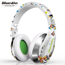 Stylish Bluedio A (Air) Wireless Headphones with Mic