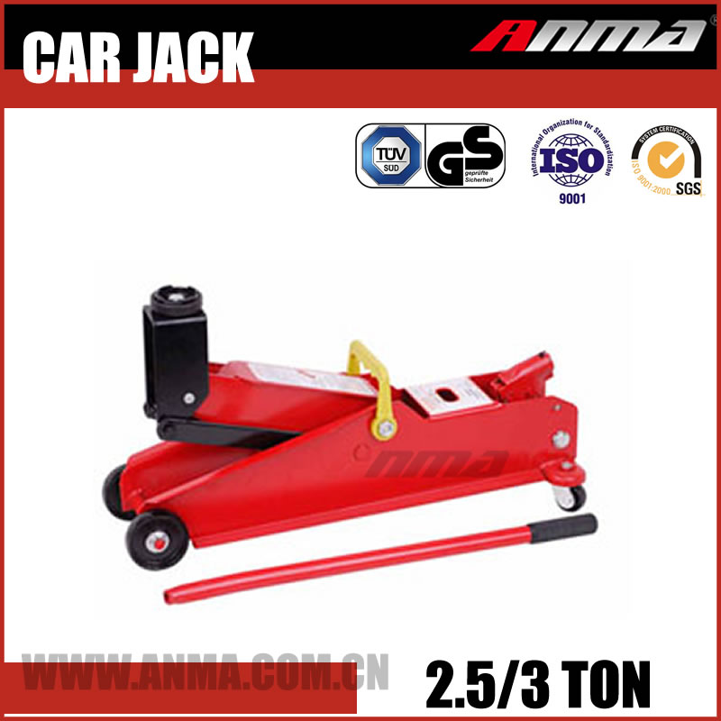 low price Universal portable Manual mini automatic 2.5/3 ton electric hydraulic car jack AM10203