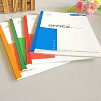Customized Kraft Paper Cover Offset Printing