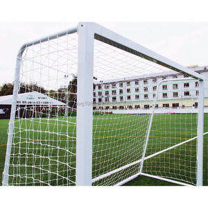 AVG Manufacture High Quality Aluminium Football Soccer Goal Net For Sale
