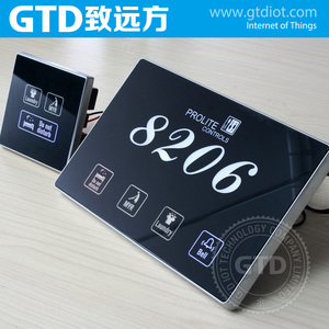 Hotel Room Control System,LED Door Plate