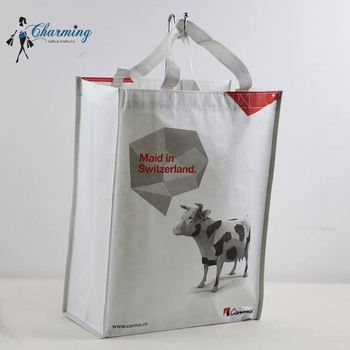 New products good quality custom printing rpet bags