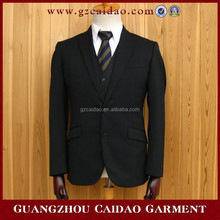 Custome your own slim fit black suit