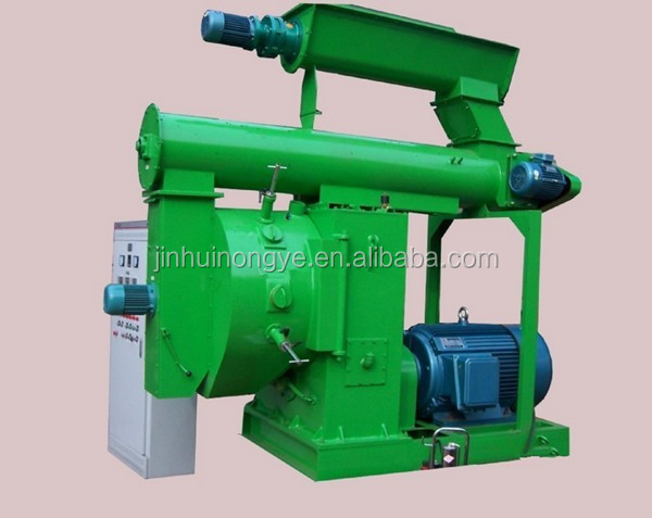 Popular new arrival movable automatic mini ring die cattle feed pellet making machine