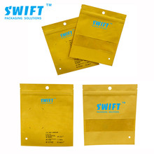 Recyclable wholesale zip lock bag clothes packaging bags for clothes