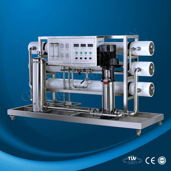 Ro water system in water treatment